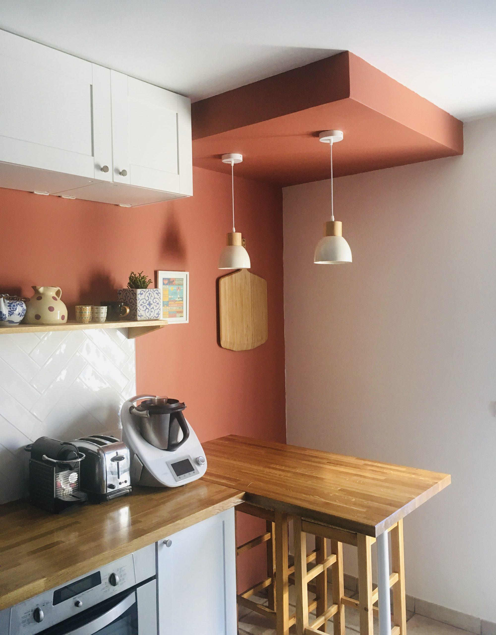 Rénovation d'une cuisine devenue pièce centrale de la maison